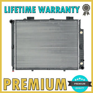 CSF New Radiator For 1998-2002 Mercedes-Benz E320 Mercedes E Class