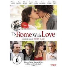 WOODY ALLEN/BALDWIN/BENIGNI/DAVIS/+ - TO ROME WITH LOVE  DVD KOMÖDIE NEU