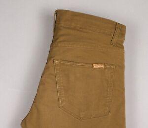Carhartt Herren Wip VICIOUS PANT Gerade Slim Stretch Jeans Größe W29 L32 AVZ1442