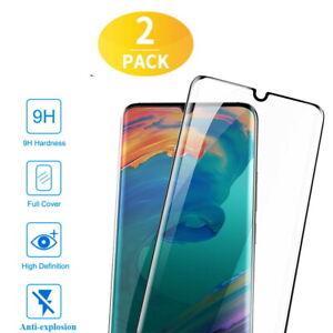 VETRO-per-Samsung-Galaxy-A10-Pellicola-TEMPERATO-Copertura-FULL-CURVA-9D-display