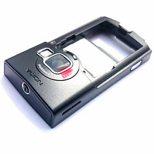 Genuine Nokia N80 rear housing+camera glass+flash+SD card cover+side button back