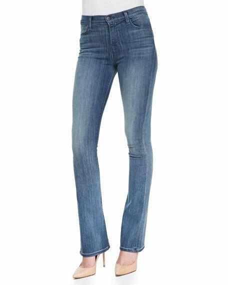 J Brand Remy Women's Jeans Sz 24 Medium Wash Bootcut Slim Fit Inspire NWOT