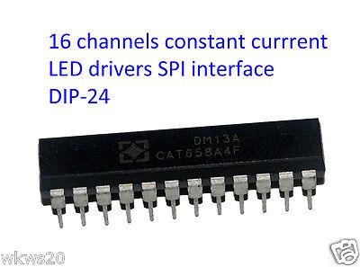 16 channels constant current LED drivers DIP arduino DM13A STP16CP05 TLC5928