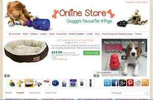Dog-Items-Affiliate-Store-Website-Free-Installation-Hosting