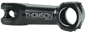 Nuevo Thomson Elite X4 Tallo Negro 1 1 8  80 mm 31.8 mm