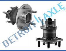 Set of (2) New REAR Wheel Hub & Bearing Assembly for Cobalt G5 HHR Ion w/ ABS