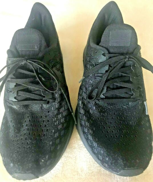 huge selection of 016c9 b4917 Men's Nike Air Zoom Pegasus 35 Running Shoes size 7.5 men Black/Oil  Grey/White