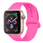 Silicone-Band-Bracelet-Strap-Sports-Bands-For-Apple-Watch-iWatch-Series-1-2-3-4 thumbnail 16