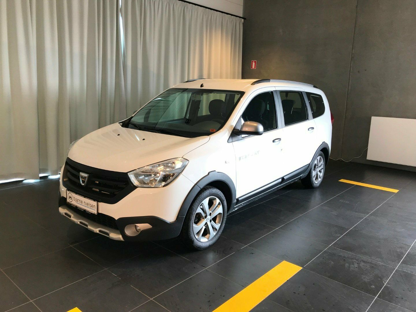 Dacia Lodgy 1,5 dCi 90 Laureate 7prs