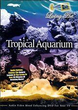 Living Art TROPICAL AQUARIUM: VIRTUAL EXOTIC FISH TANK MOOD ENHANCING RELAXATION