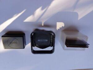 Porte-Filtre COKIN Objectif Photo 62mm  avec boite  et 3 filtres