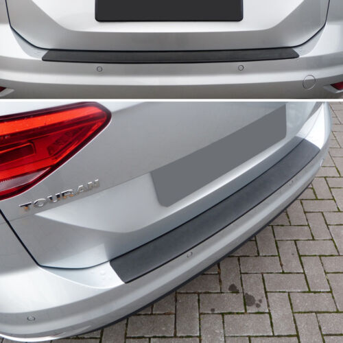 Original TFS Premium Ladekantenschutz Schwarz ABS für Audi A1 8X Sportback