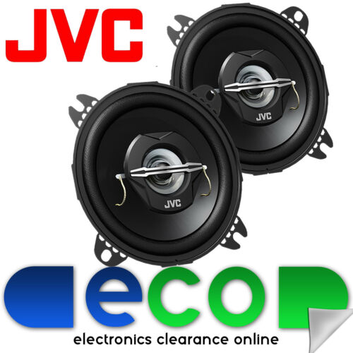 Vw Polo 1994-2000 Jvc 10 Cm 4 Pulgadas 420 Watts 2 Vías Frontal Dash altavoces del coche