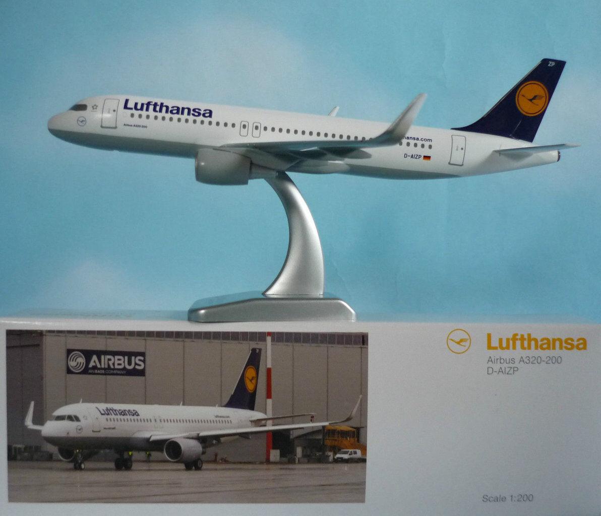 Lufthansa A-320-200 (D-AIZP), 1 200 200 200 Limox c520e9