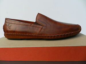09z 5511 Mocassini Uomo On 40 Scarpe Derbies Jerez Tan Nuovo Pikolinos Brief qUTwC5E