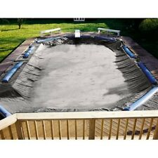 Swimline 16Ft X 32Ft Super Deluxe Winter- SD1632RC Pool Cover NEW
