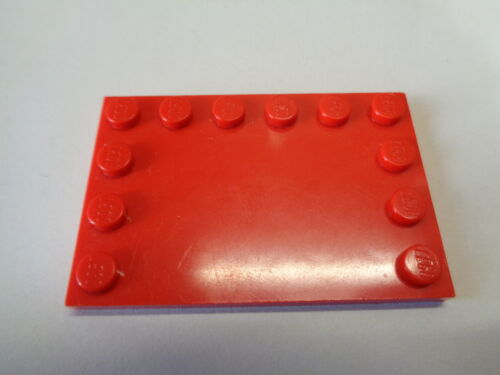 LEGO Plaque Lisse Carrelage Plate 4 x 6 with Studs on Edge 6180 choose color