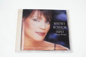 WHITNEY HOUSTON EXHALE(SHOOP SHOOP)BVCA-8814 JAPAN CD A13642