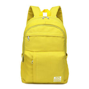 Moustache® Solid Color Students Backpack, 19.3