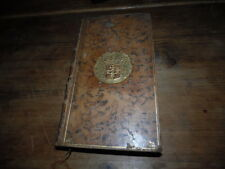 1769.Synonymes françois.T1.Girard.Ex-libris Soyer-Willemet  Nancy.armes