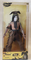 Tonto Lone Ranger Friend 1:6 Scale 12in Figure Old West Disney Johnny Depp Doll
