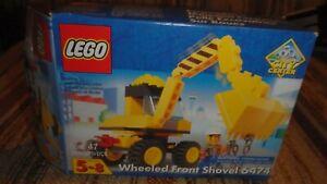 LEGO-6474-WHEELED-FRONT-SHOVEL