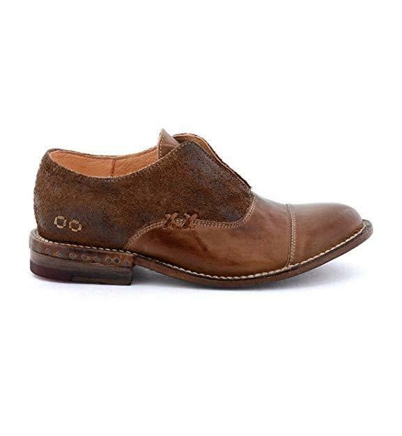 con il 60% di sconto NEW  BED STU  235 Dimensione 6 rosa rosa rosa Tan Rustic Sand Suede slip on loafers slipon  fino al 70% di sconto