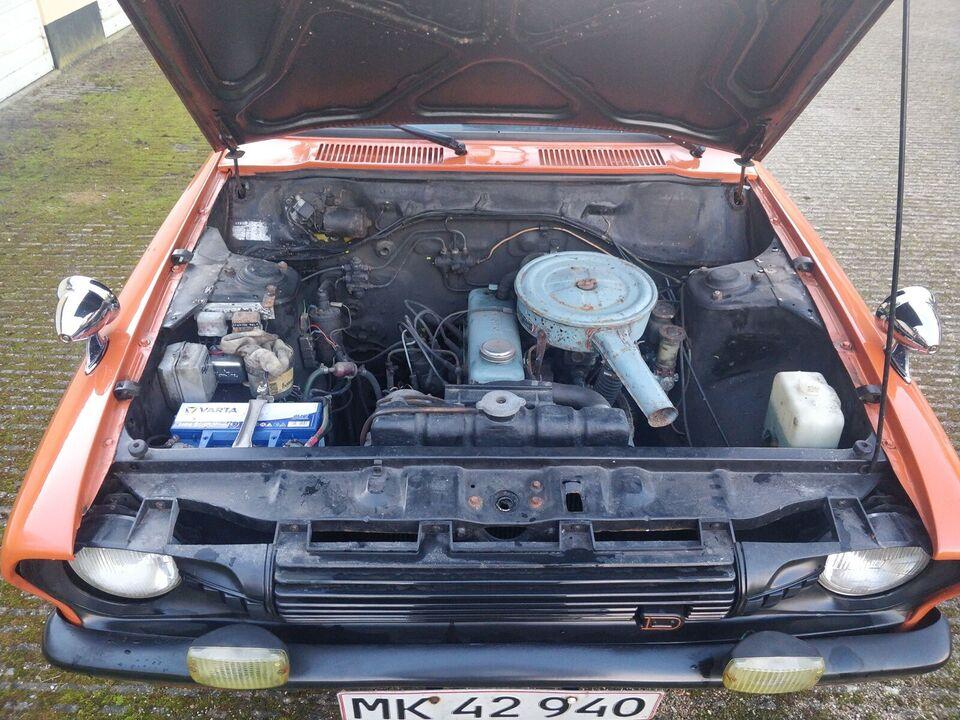 Datsun 120Y, 1,2, Benzin