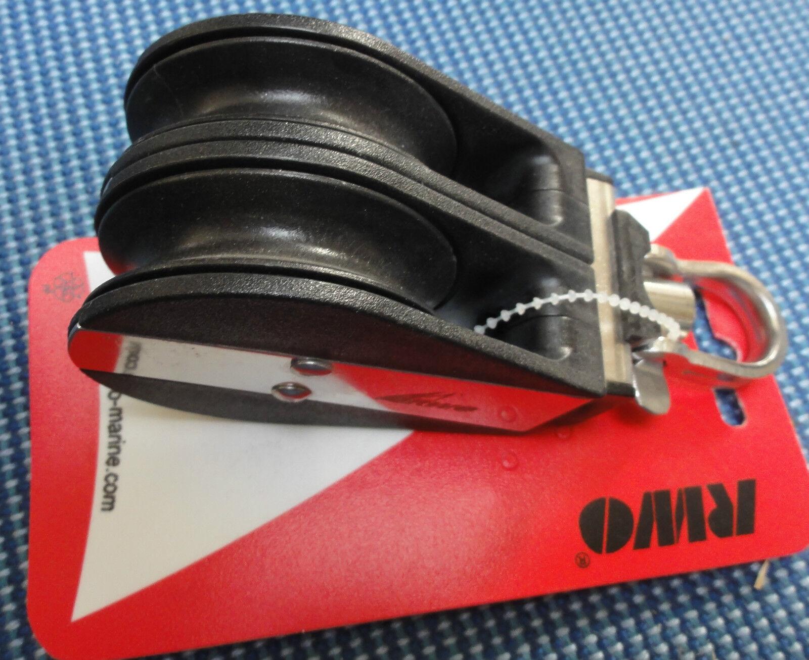 RWO Part No R5511 Macro 57 Double Swivel head