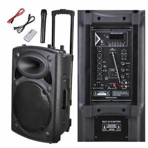 1500W Portable Remote 15
