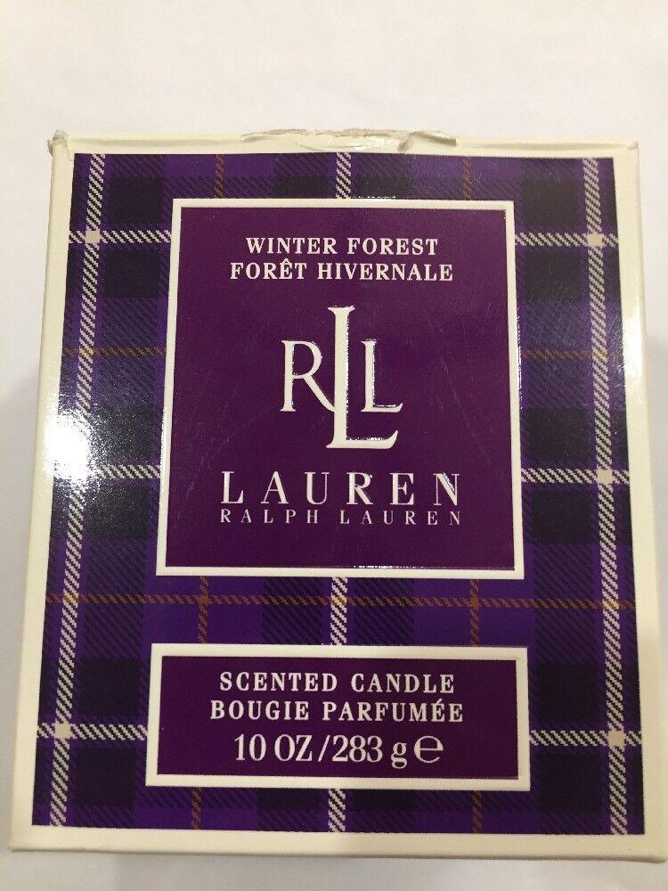 Ralph Lauren Winter Forest Candle
