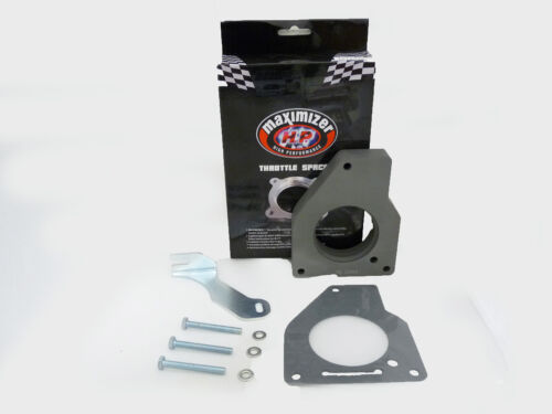 Maximizer Throttle Body Spacer 99-04 Impala// Grand Prix 3.8L