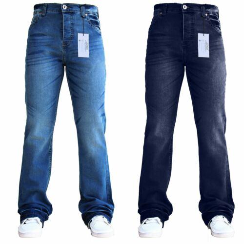 Tutte Bootcut Pantalone Jeans Sns taglie Mens New Designer Denim Bnwt svasati gamba le stretch qtvHfnwxC