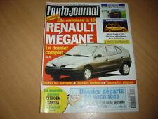 AJ N°413 Xantia.Renault Espace F1.Diablo SE