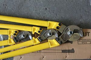Heavy-Duty-Cable-Cutters-900mm-36-034-Cutting-Wire-Rope-Electrical-Cable-cutter