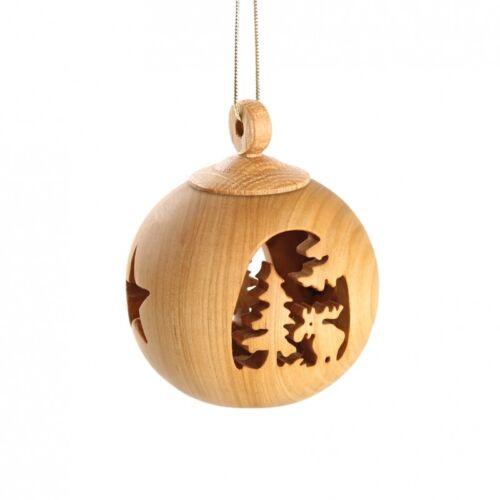 """Waldfabrik Weihnachtskugel """"Elch"""""""