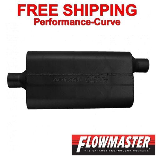 "Flowmaster 50 Series Delta Flow Muffler 2.5/"" C//O 942552"