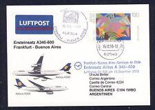 17931) LH A340 FF Frankfurt-Buenos Aires 15.12.2003