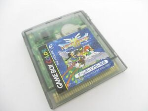 Gameboy Color Nintendo Dragon Warrior Iii 3 Dragon Quest Gb Cart Gbc 4988601003421 Ebay