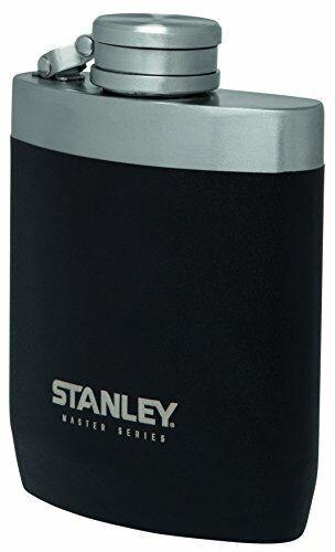 Stanley Master Vakuumflaschen Flachmann Series Taschenflasche Edelstahl Gürtelm