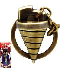 New Anime Tengen Toppa Gurren Lagann Core Drill Keychain Cosplay Key Ring
