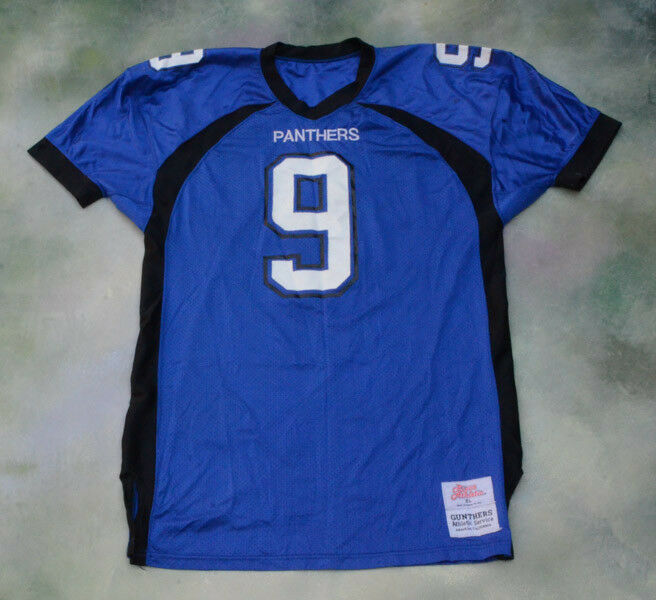 Vintage Ripon Athletic Diamond Ranch HS Panthers Football Jersey Size XL.