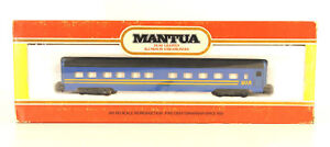 MANTUA-HO-Scale-224-83-Streamlined-S-L-Dinner-Via-CN-Car-in-Box