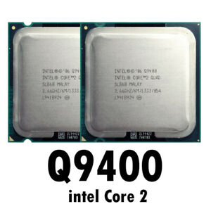 1PC-Intel-Core-2-Quad-Q9400-2-6-GHz-Quad-Core-CPU-Processor-6M-95W-1333-LGA775-Q