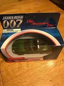 Corgi James Bond 007 Jaguar XKR Die Another Day - <span itemprop='availableAtOrFrom'>Eccles, Kent, United Kingdom</span> - Corgi James Bond 007 Jaguar XKR Die Another Day - Eccles, Kent, United Kingdom
