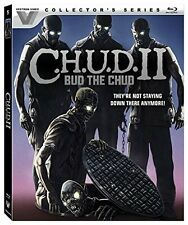 C.H.U.D. II  CHUD 2 BUD THE CHUD BLU-RAY DISC SLIPCOVER NEW SEALED WS + TRACKING