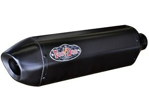 Details about VooDoo Performance Exhaust, 2008-2012 Can Am Spyder GS/RS  Black