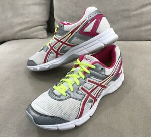ASICS-GEL-GALAXY-8-Women-039-s-Athletic-Shoes-Trainers-Size-7-37-5-LIKE-NEW