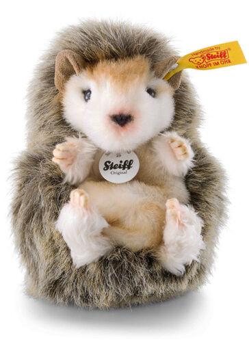 10cm Steiff Joggi Baby Hedgehog classic plush washable soft toy EAN 070587