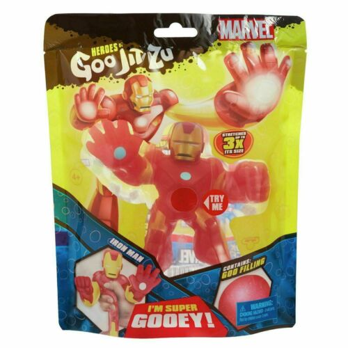 Heroes of Goo jit zu MARVEL Super-héros Iron Man